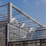 MODULO architects - CROPDESIGN sa Nevele - extension complexe de serres greenhouse 2